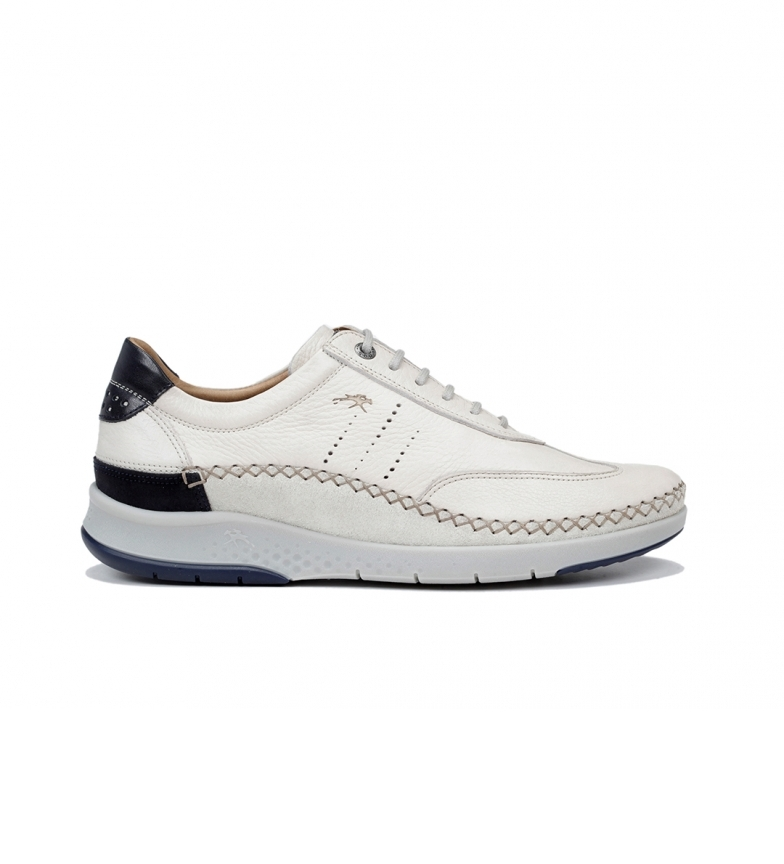 Comprar Fluchos Maui leather shoes F0798 white