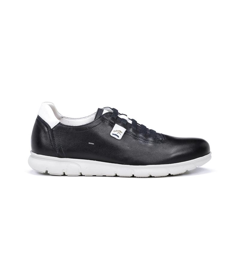 Comprar Fluchos Chaussures en cuir Fer F0848 Samun marine