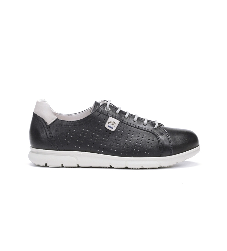 Comprar Fluchos Chaussures en cuir Fer F0852 marine