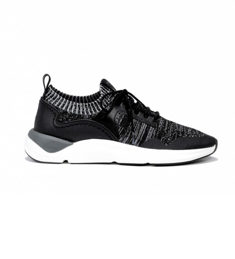 Comprar Fluchos Chaussures Atom F0872 noir
