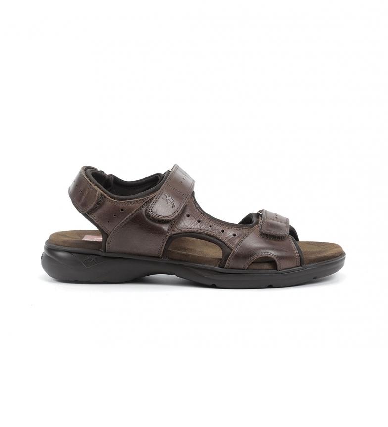 Comprar Fluchos Sandales en cuir F1201 surf brown