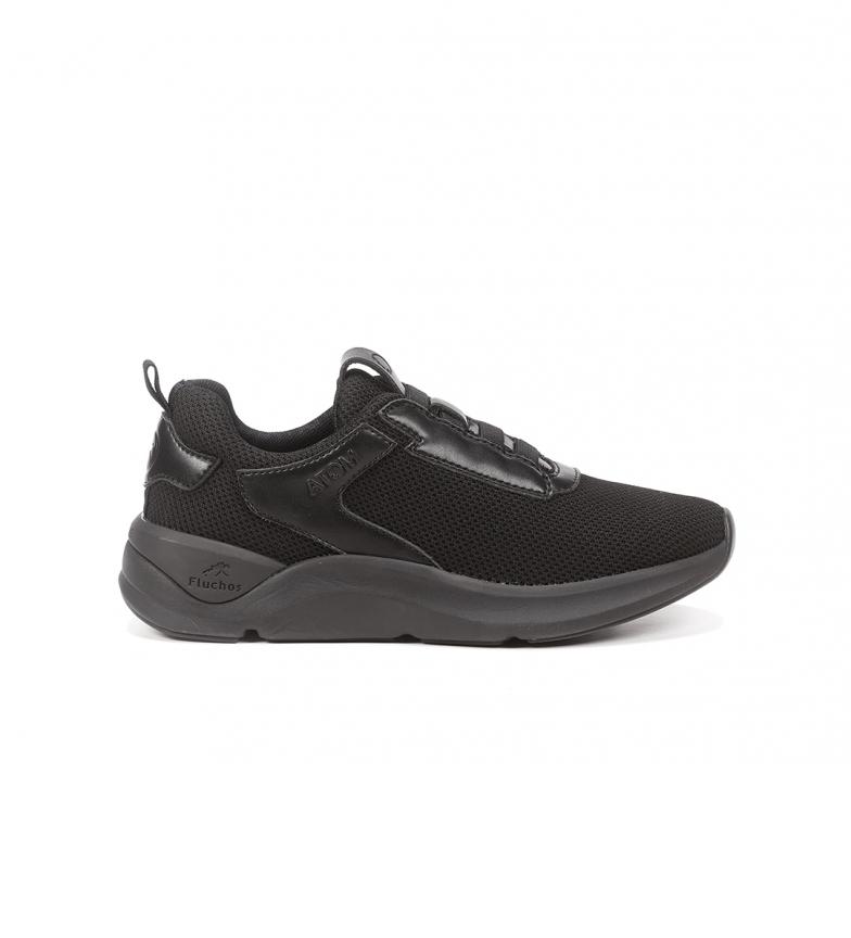 Comprar Fluchos Sapatos F1254 actividade preto