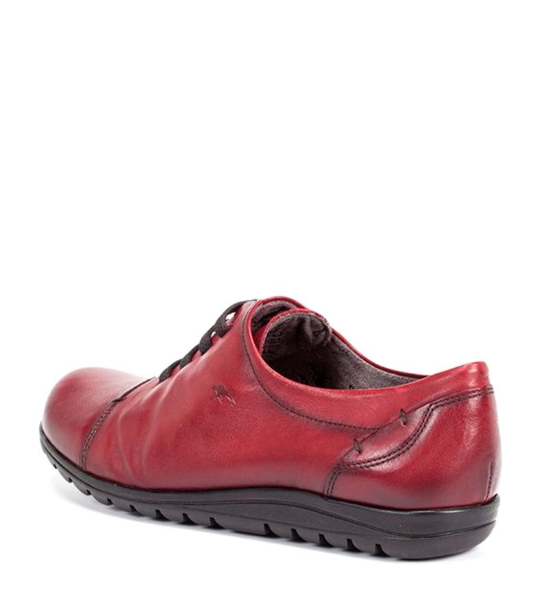 Fluchos Zapatos Fluchos Zapatos Evel de Evel picota piel piel picota Fluchos Zapatos de a1O41wd