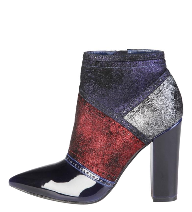 Comprar Fontana 2.0 Dilly Booty gray, garnet-Heel height: 10.5cm-