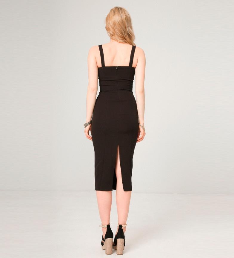 Fontana 2.0 Vestido Vilma negro