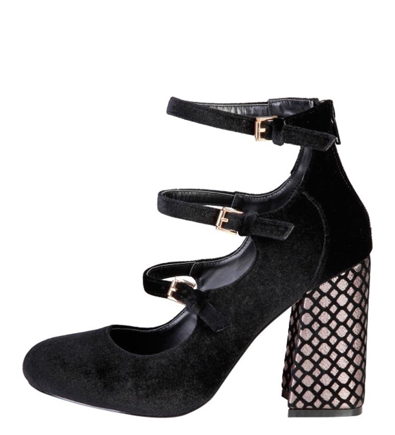 Comprar Fontana 2.0 Zapato Giulia negro -Altura tacón: 10cm-
