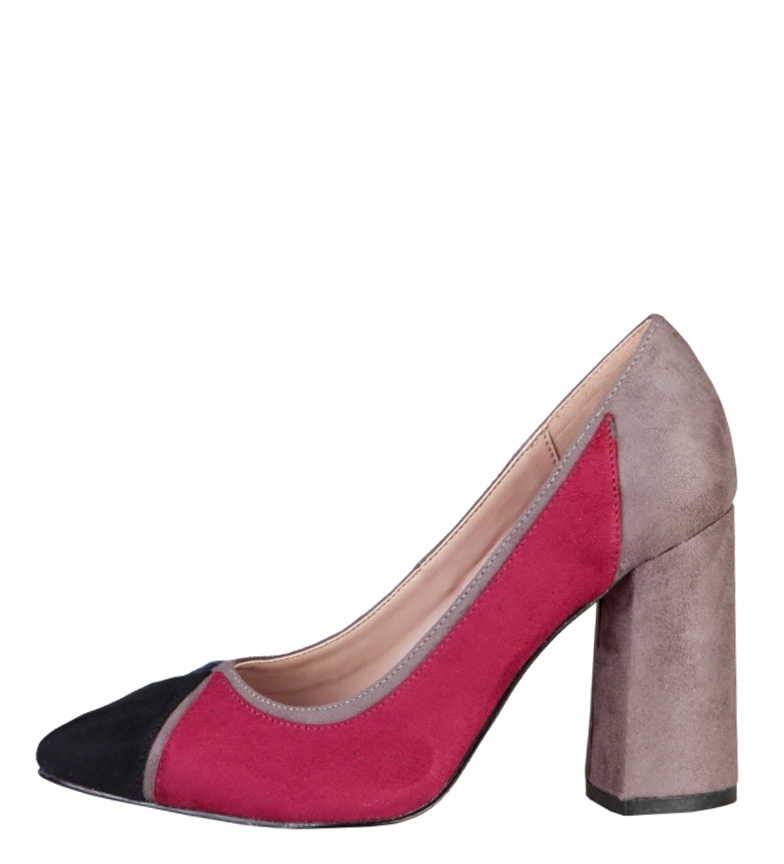 Comprar Fontana 2.0 Valeria -Altura Borgonha sapato de salto: 9,5cm-