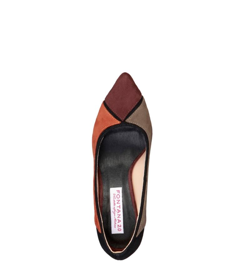 Naranjaaltura 2 Tacn9 Valeria Fontana 5cm 0 Zapato wZOk80nPXN