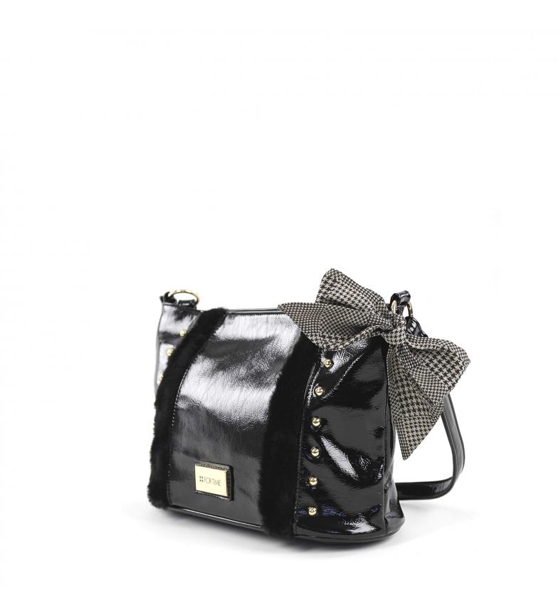 Comprar FOR TIME XL Zurg black shoulder bag -28x20x11 cm