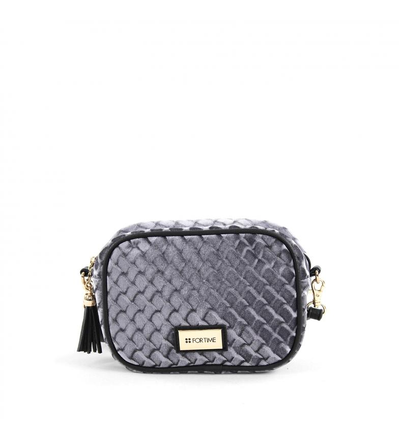 Comprar FOR TIME Grey Yan shoulder bag -18x14x6 cm