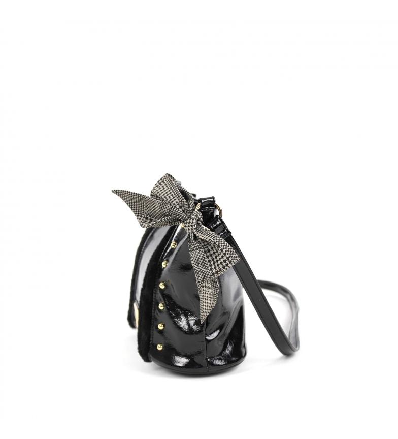 Comprar FOR TIME Sac à bandoulière XL Zurg noir -28x20x11 cm