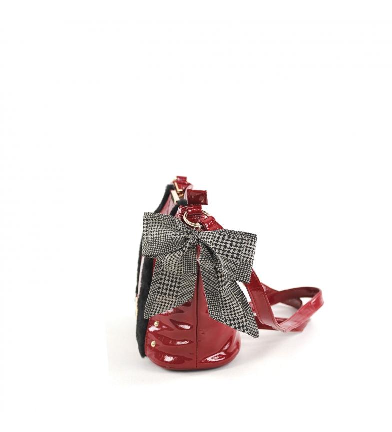 Comprar FOR TIME Sac à bandoulière XL Zurg rouge -28x20x11 cm