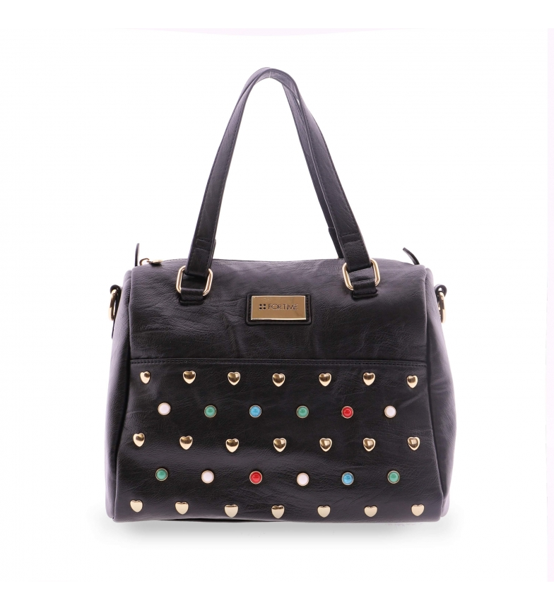 Comprar FOR TIME Rivetsrock bowling bag black -28x14x23 cm