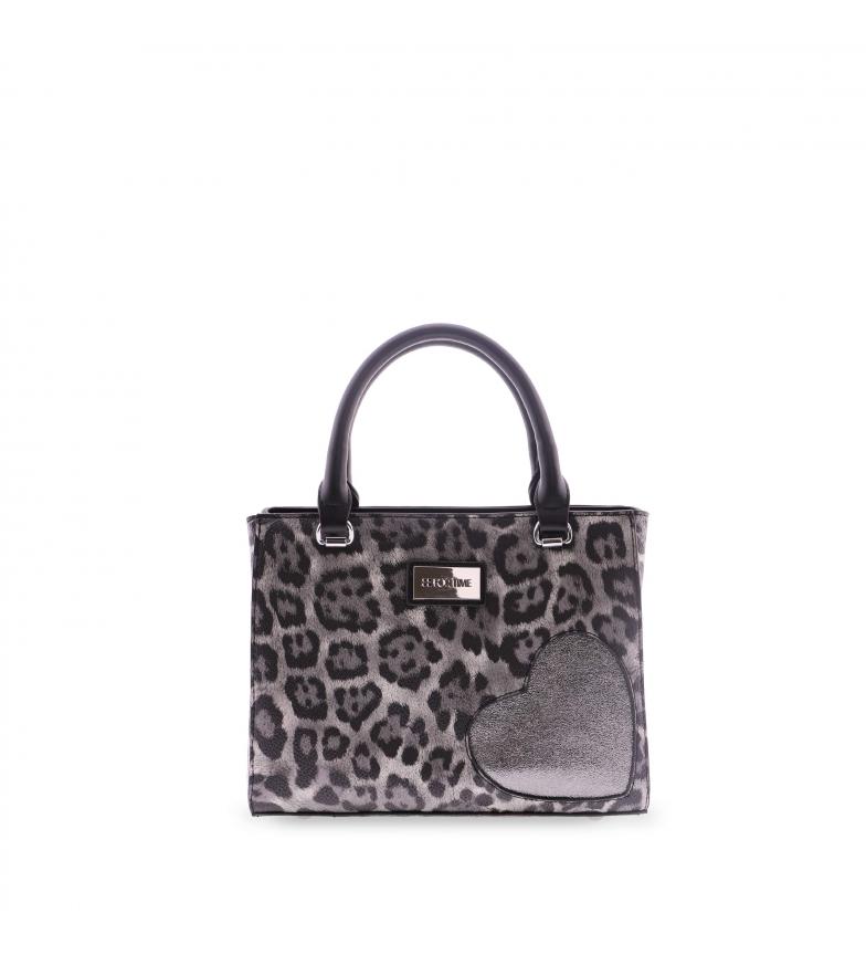 Comprar FOR TIME Cuore black handbag -26x12x21 cm
