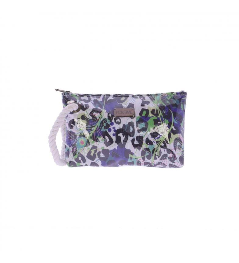 Comprar FOR TIME Sac à main imperméable multicolore Yaco -26x17x4 cm