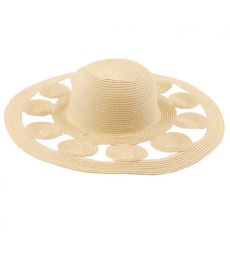 Comprar FOR TIME Sombrero tipo pamela Palestina de FOR TIME beige