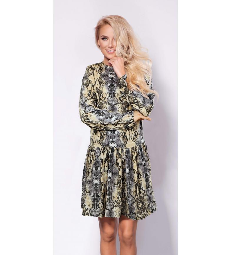 Comprar FOR TIME Ricra brown dress