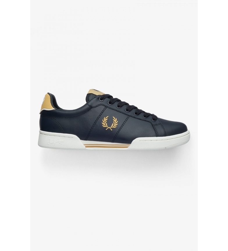 Comprar Fred Perry Leather shoes B722 marine