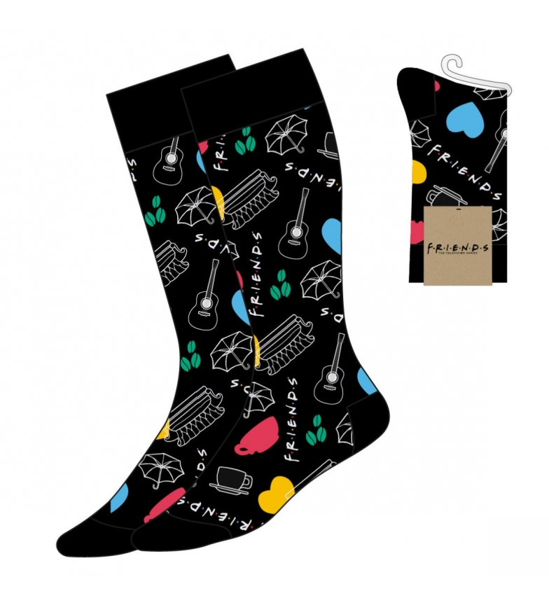 Comprar Disney & Friends Friends socks black