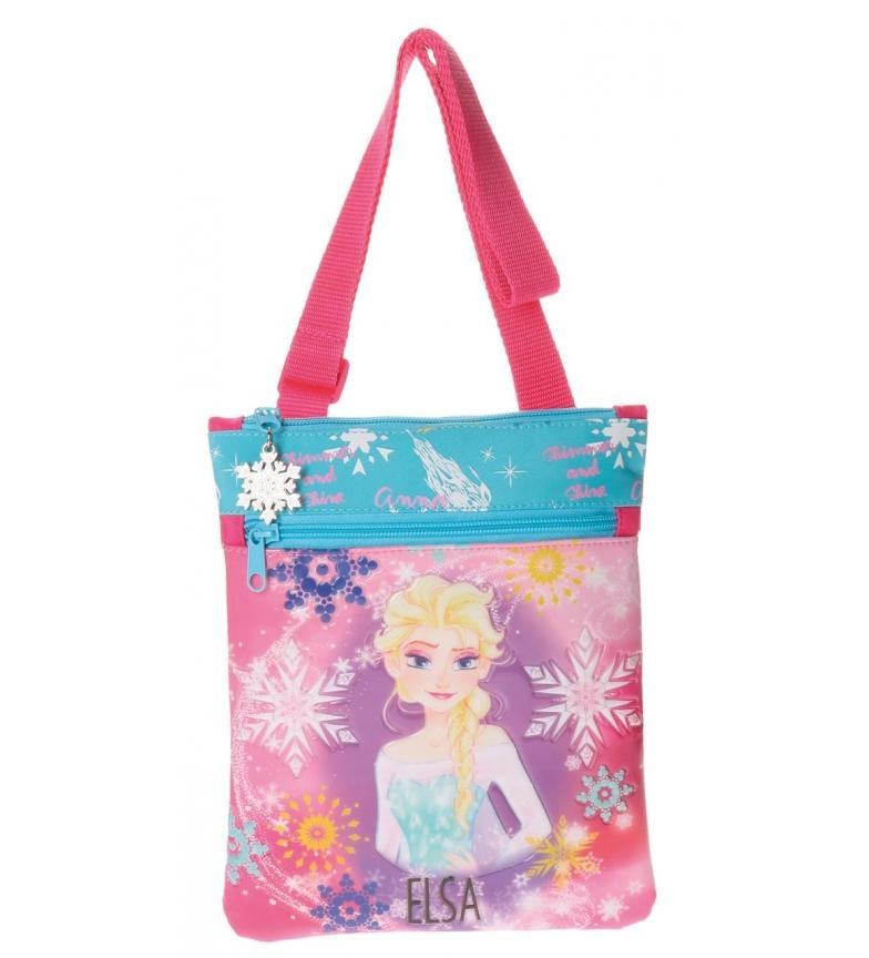 Comprar Frozen Front pocket bag Frozen Elsa pink