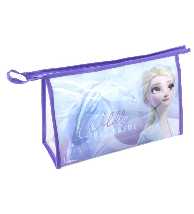Comprar Frozen Trousse de toilette Frozen II lilas -7.0 x16.0x23.0cm