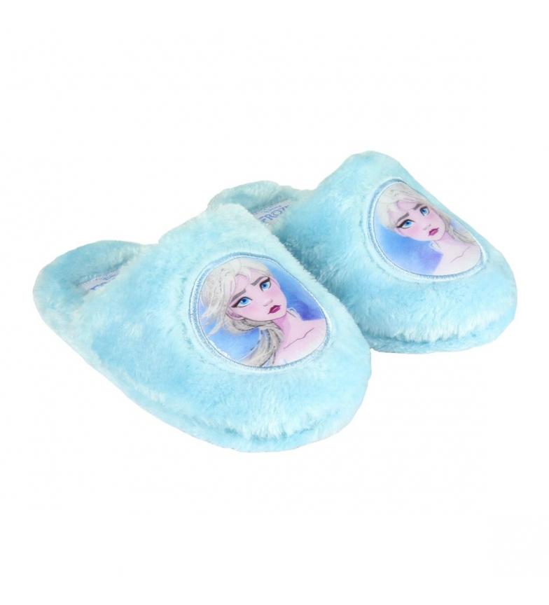 Comprar Frozen Zapatillas De Casa Premium Frozen 2 azul