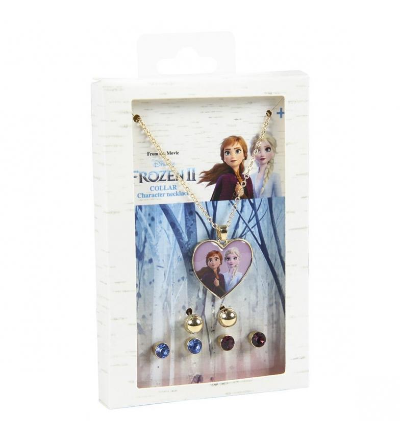 Comprar Frozen Pacchetto gioielli Frozen 2 oro, multicolore
