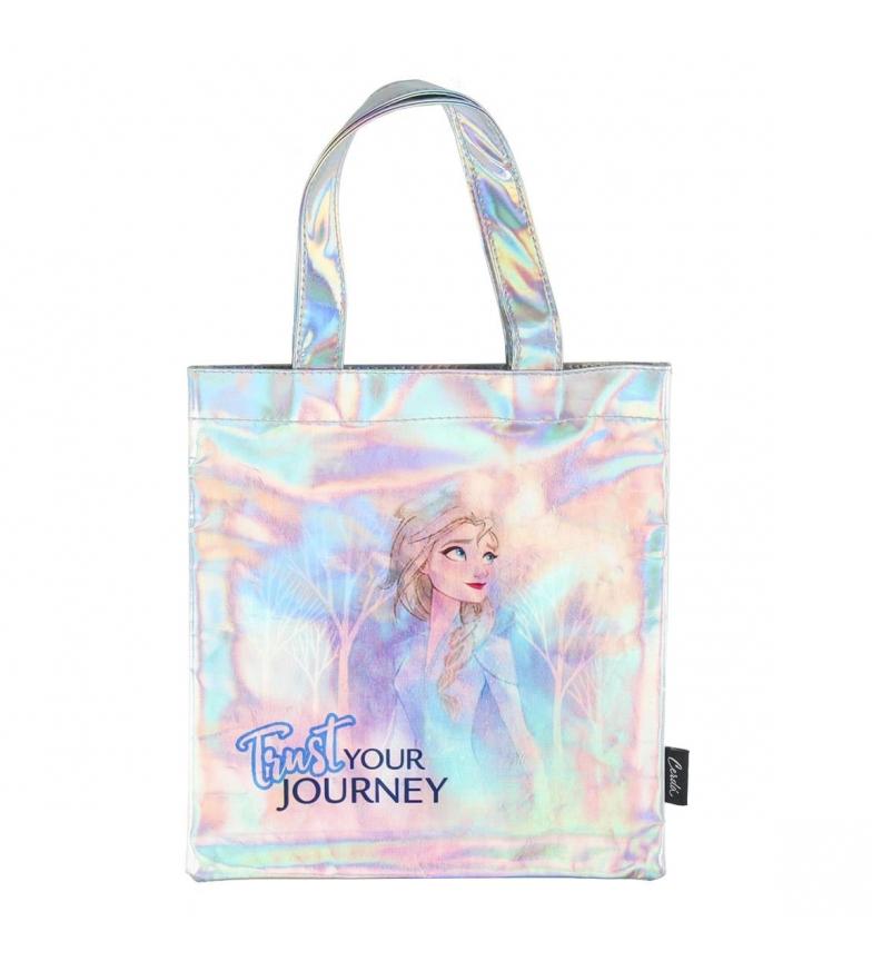 Comprar Frozen Frozen Iridescent Handbag 2 blue -26.0x27.0x0.5cm