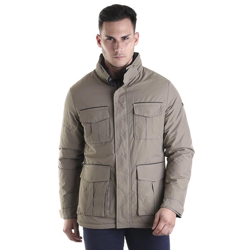 Comprar Fyord Reversible jacket Ake beige, marine