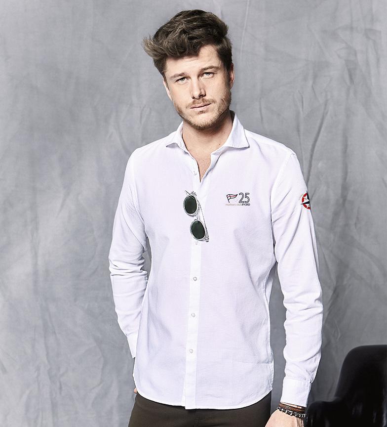 Comprar Fyord Camisa branca Amura