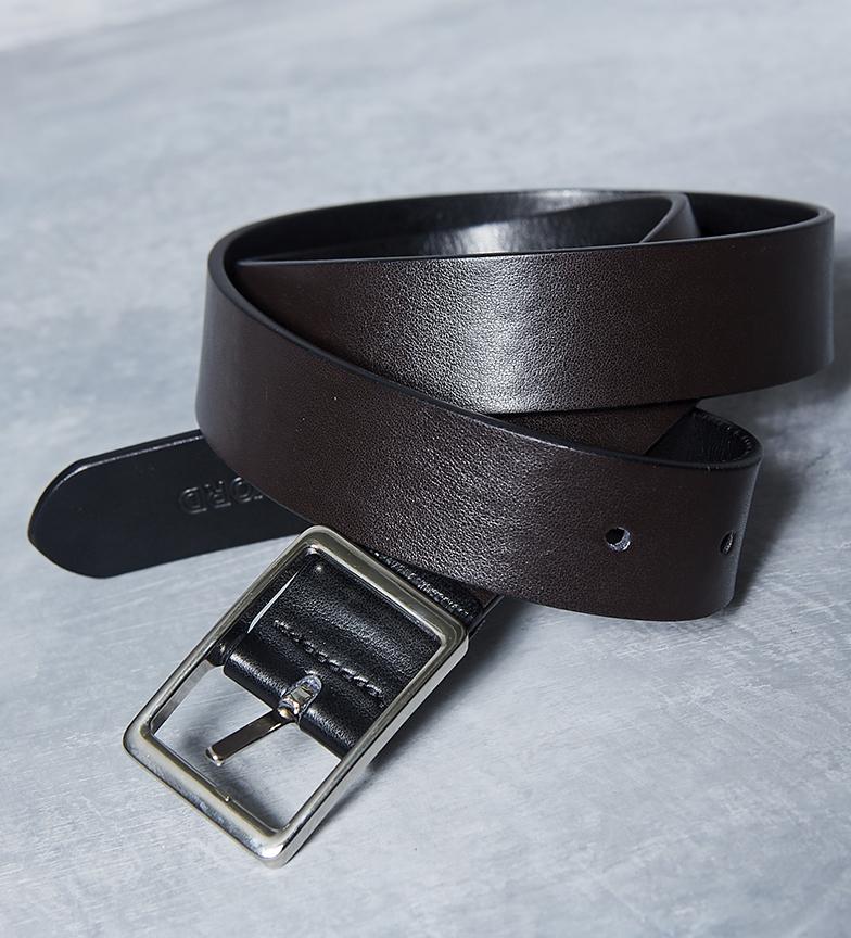 Comprar Fyord Cintura in pelle marrone Bein