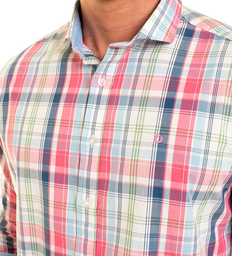 Fyord Camisa Broko rosa