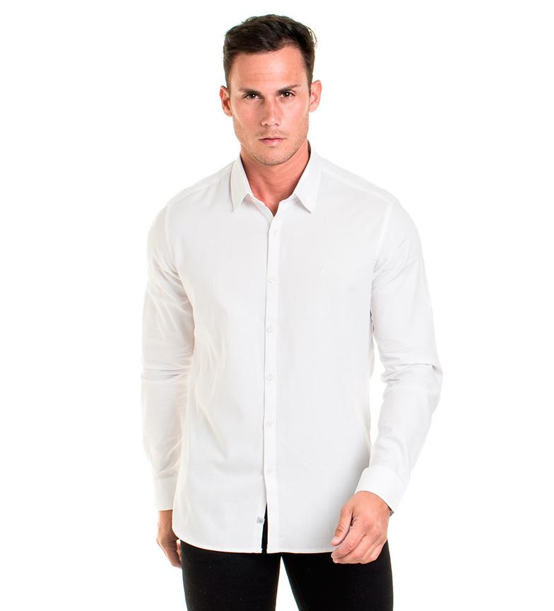 Comprar Fyord White Colan shirt