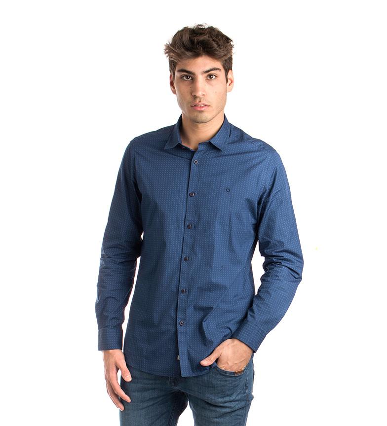 Comprar Fyord Cord shirt blue
