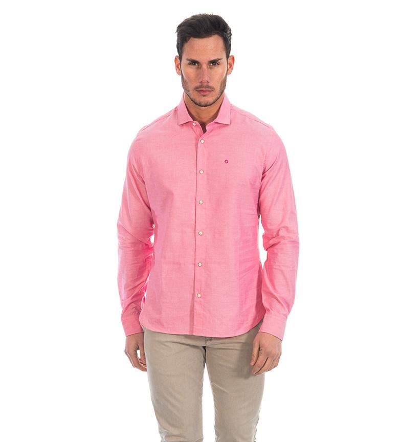 Fyord Farrel Hvit Skjorte rabatt amazon profesjonell for salg gratis frakt nettsteder handle din egen klaring utløp butikk if65s4Rf