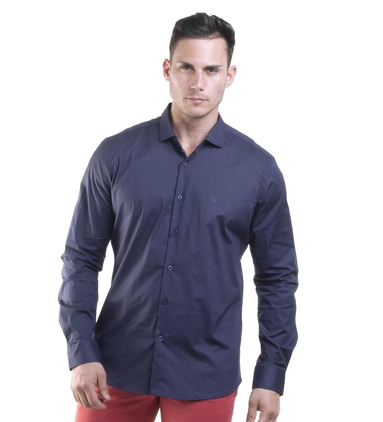 Comprar Fyord Camisa Line azul
