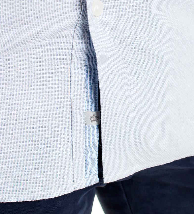 offisielle for salg ny Fyord Blå Skjorte Svane 3aV3ld