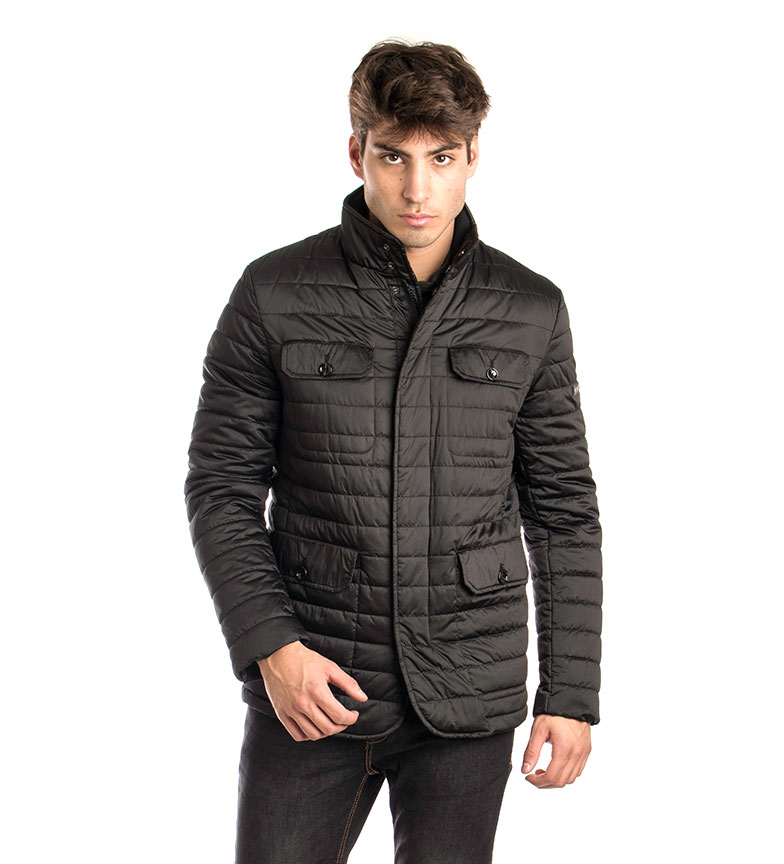 Comprar Fyord Baudi jaqueta impermeável preta