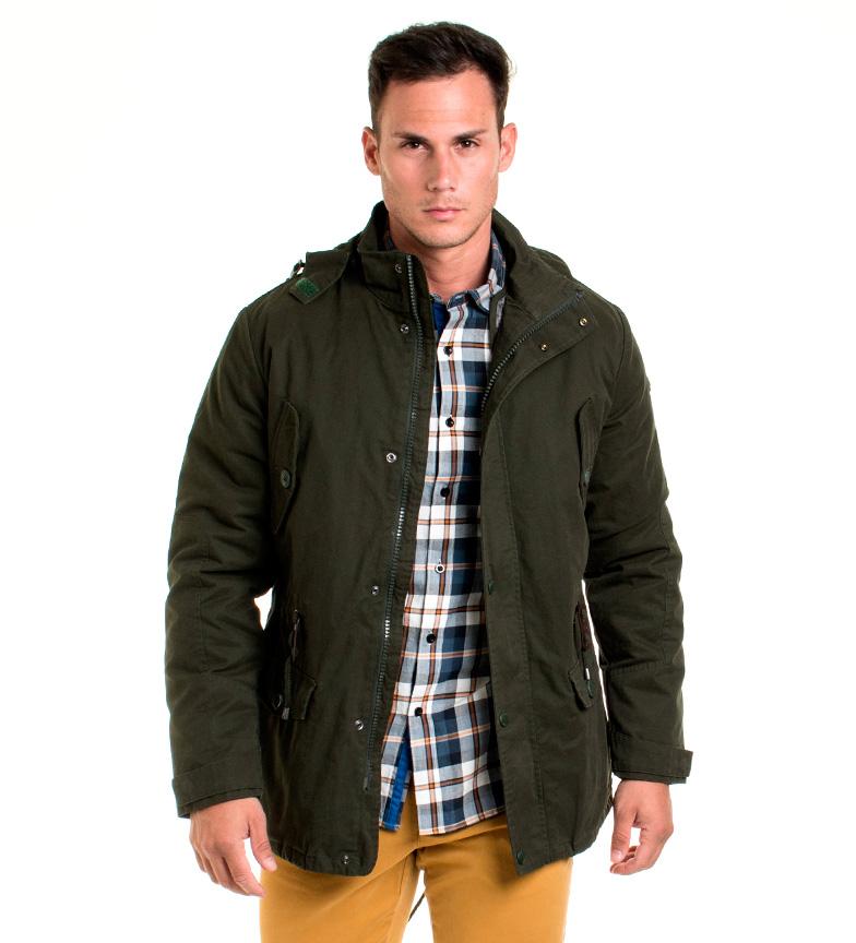 Comprar Fyord Okho Green Jacket
