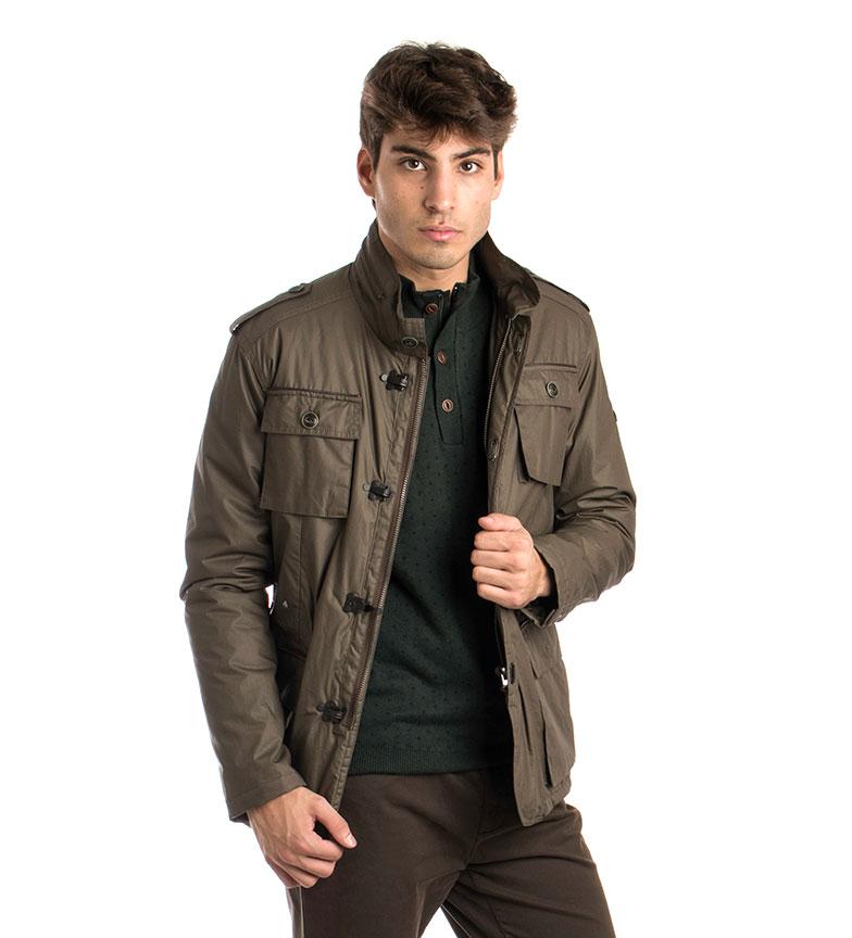 Comprar Fyord Unee jacket brown
