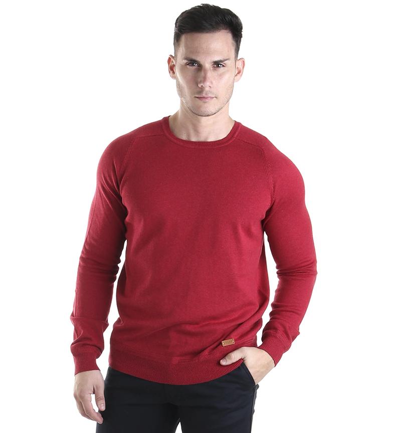 Comprar Fyord Flood sweater red