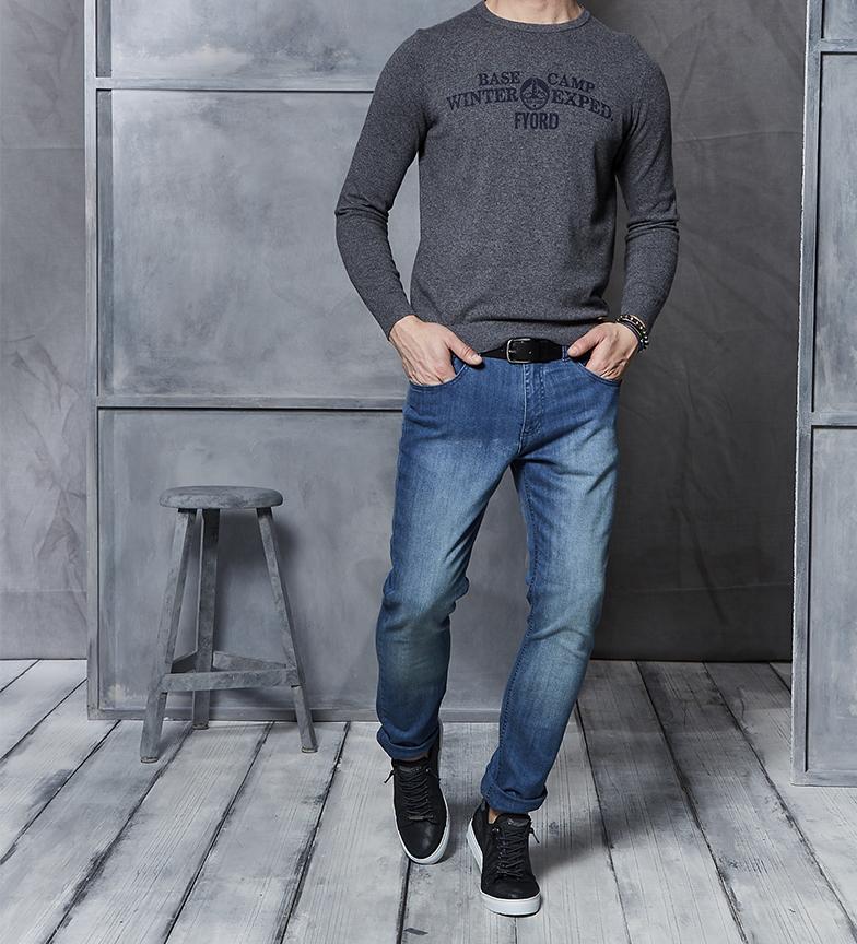 Comprar Fyord Jeans Gulla blue