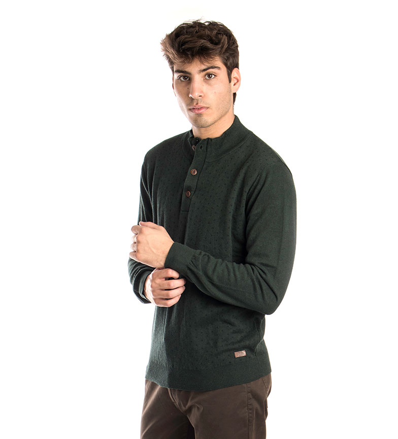 Comprar Fyord Maglione Sven verde