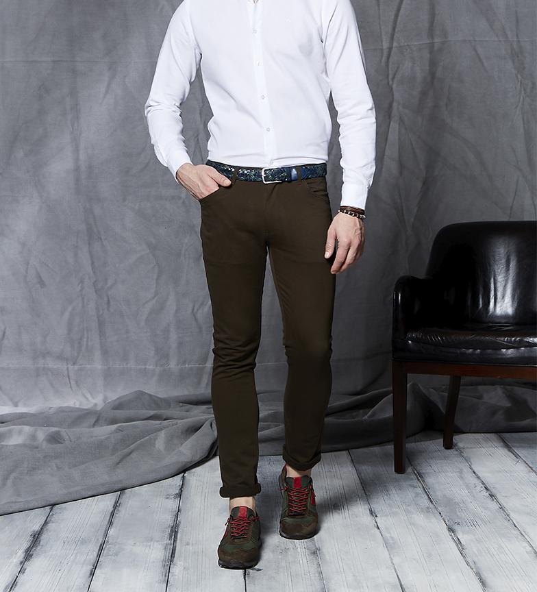 Comprar Fyord Pantaloni Keno verde scuro