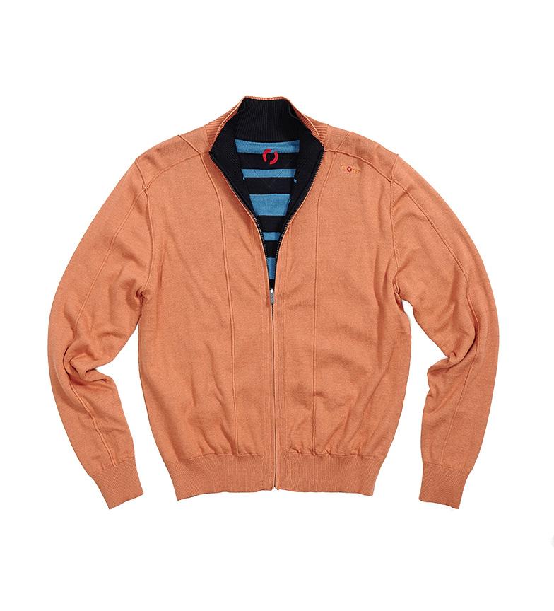 Comprar Fyord Kofi Sweater - abóbora, azul