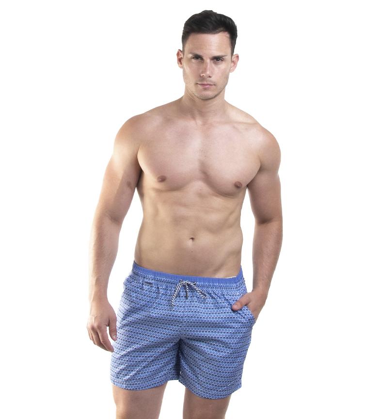 Comprar Fyord Niko swimsuit blue