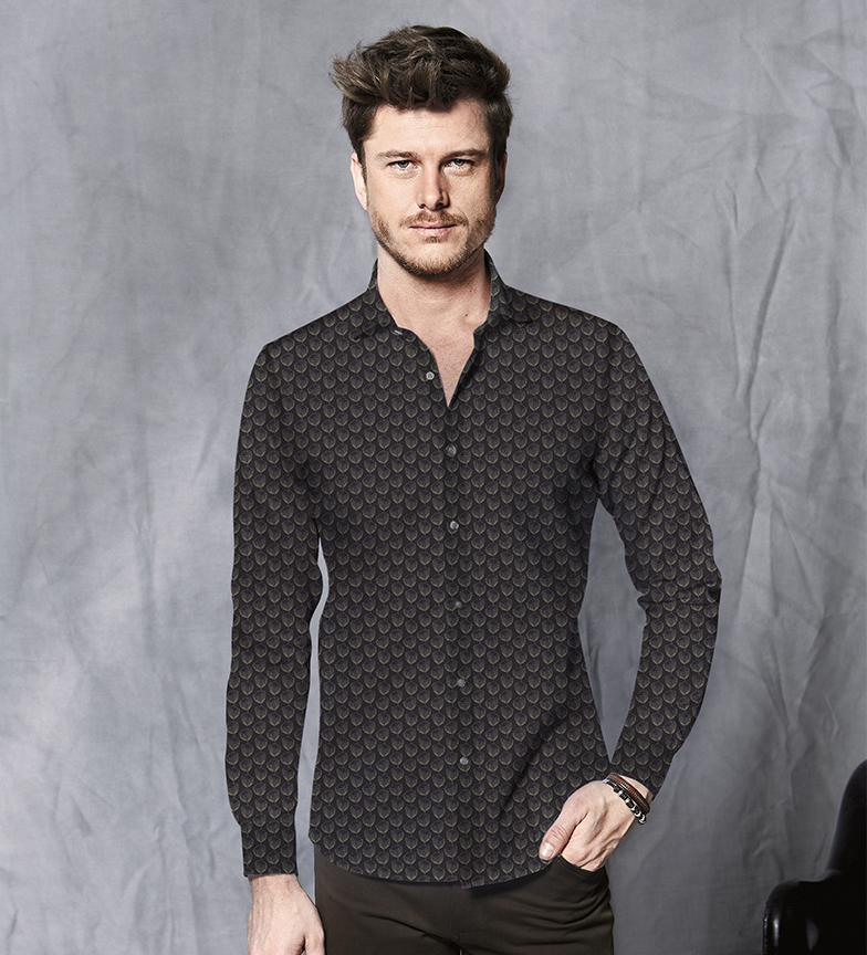 Comprar Fyord Nives grey shirt