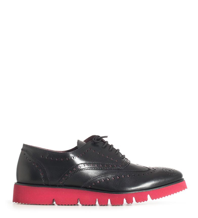 Comprar Fyord Olin scarpe in pelle nera