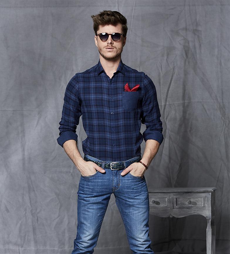 Comprar Fyord Camisa Marinha Paxton