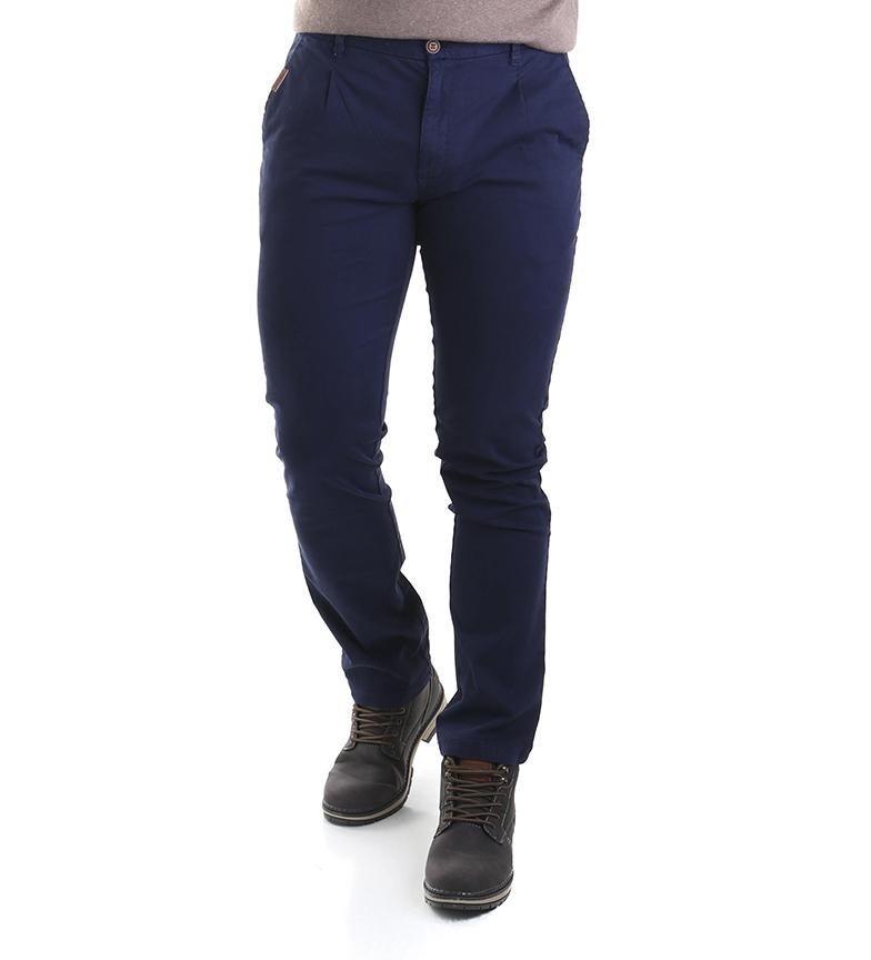 Comprar Fyord Pantalon marin à plis